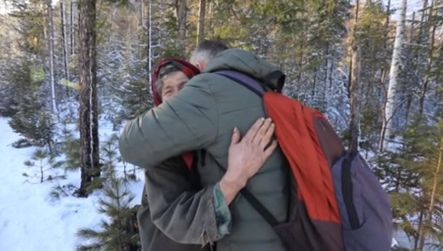 На помощь к Агафье Лыковой выехал племянник