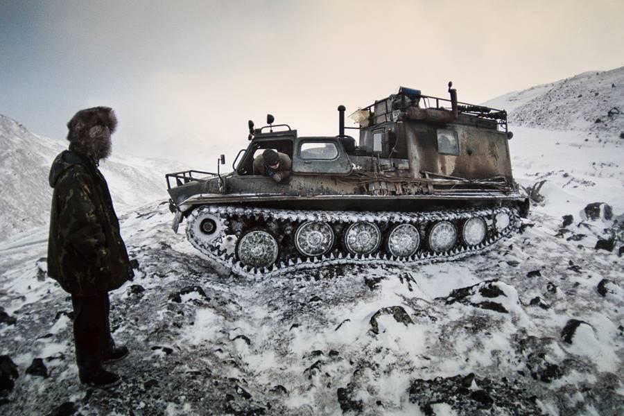 Чешский фотограф Мартин Вагнер: «Каждый русский — немного старовер»