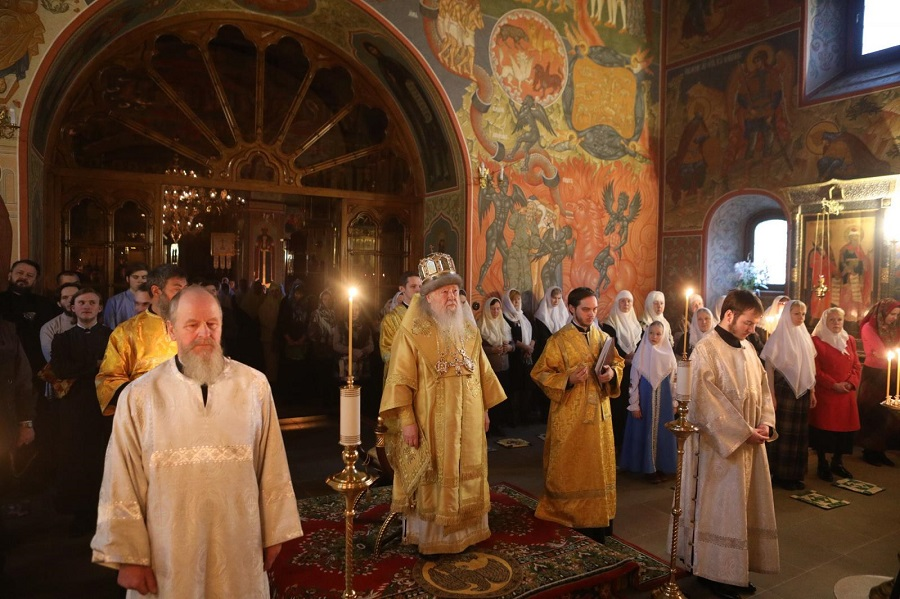 Юбилейные торжества единоверцев в Михайловской Слободе