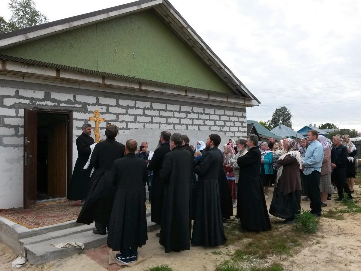В Нижегородской области состоялось освящение новой моленной Древлеправославной Поморской Церкви