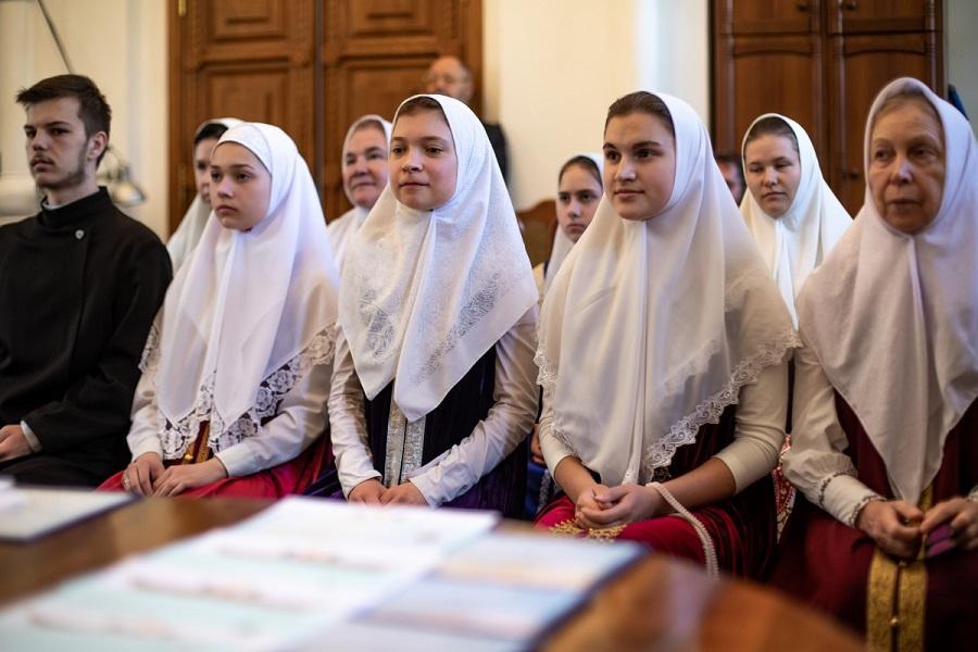 Студенты МСДУ