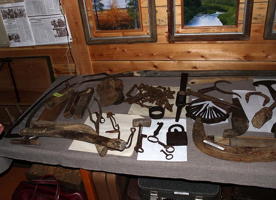 Музей старообрядчества в глубинке Коми