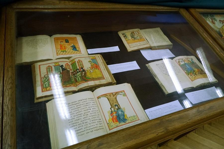 «Книга — это храм, пространство жизни»
