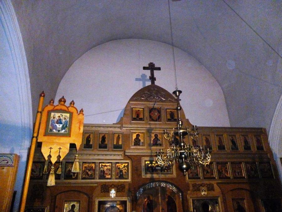 Новогодняя ночь в старообрядческом монастыре