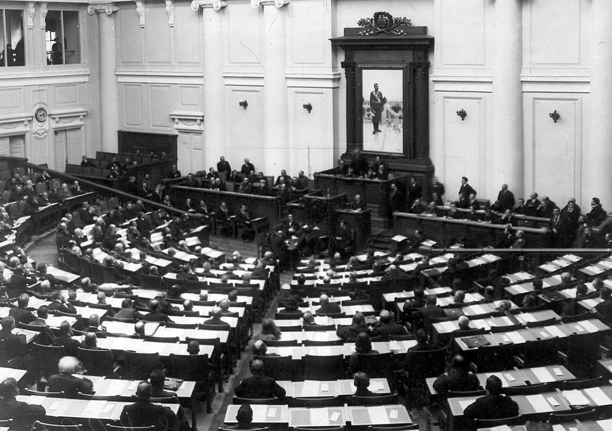 115 лет российскому парламентаризму, первой Государственной Думе
