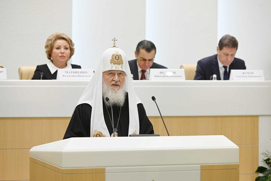 Всемирный союз староверов поддержал инициативу патриарха Кирилла о запрете абортов