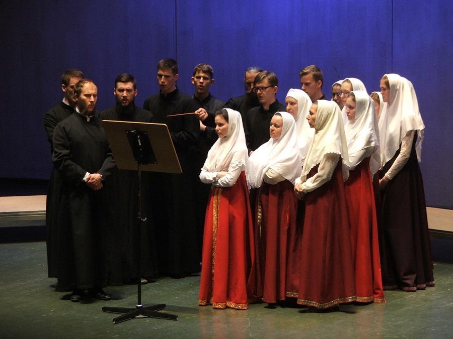 Пасхальный концерт «Певческое наследие Святой Руси»