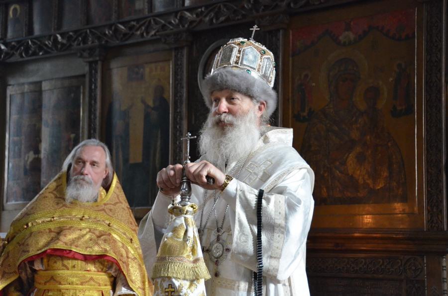 Древлеправославный патриарх Московский и всея Руси Александр