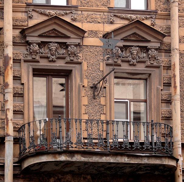 Убежище старообрядцев: история дома №39 на Моховой улице