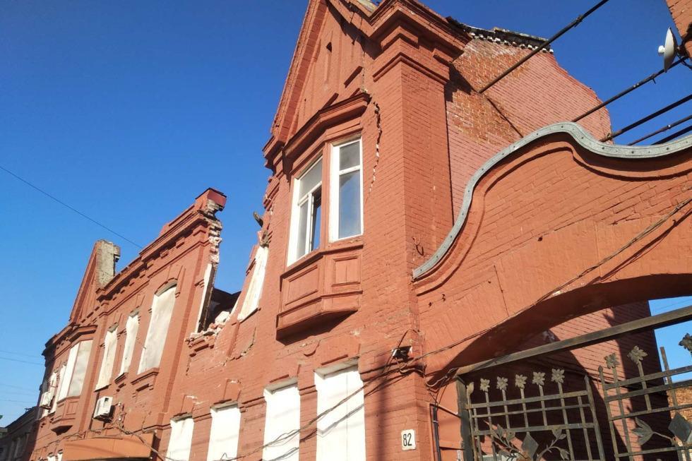 Исторический центр Саратова уже неспасти?