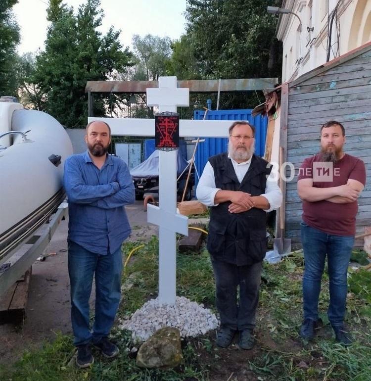 Староверам Казани вернули Прилуцкий молельный дом на Локомотиве