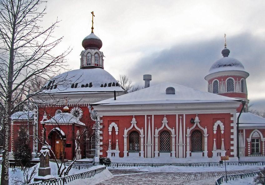 В бывшем единоверческом монастыре столицы прошла первая служба по старому обряду