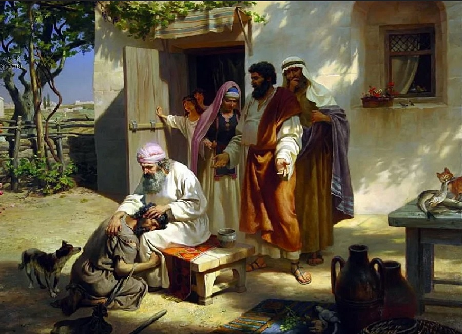 Размышления о притче в Неделю о блудном сыне