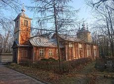 Храм Тихвинской Пресвятой Богородицы. Рига