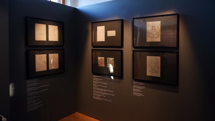 Выставка в музее Андрея Рублева