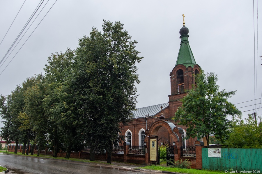 Ржевскую старообрядческую общину поддержал Фонд президентских грантов