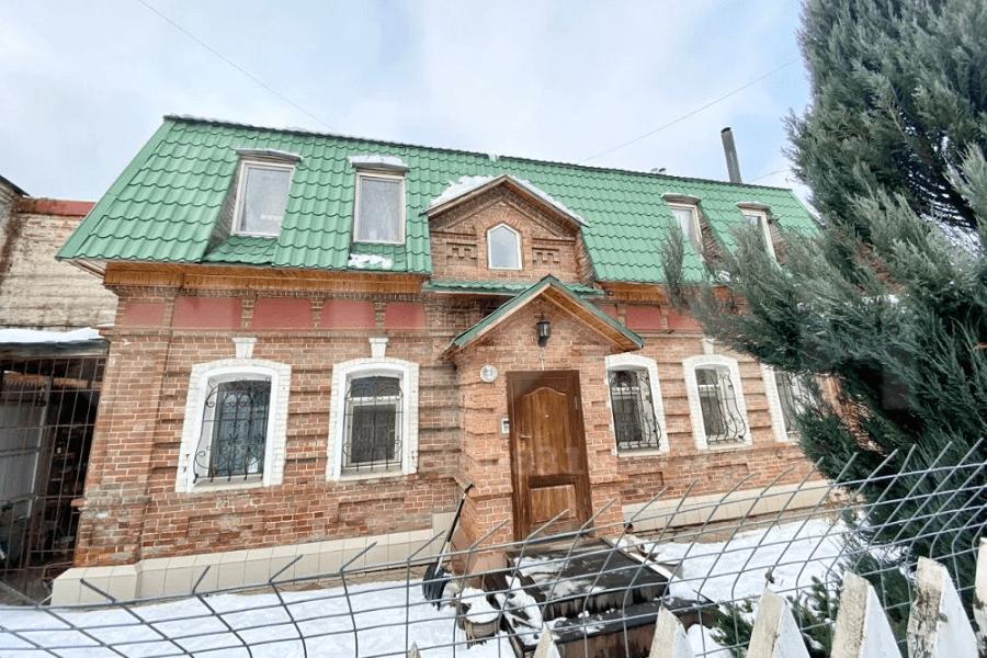 В Саратове на продажу выставлен бывший старообрядческий храм