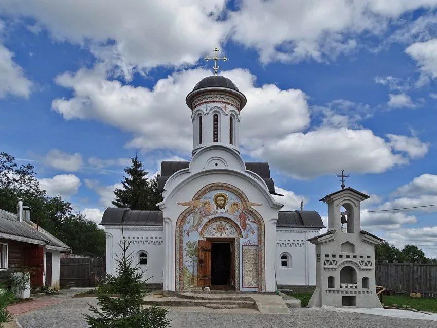 Преподобный Савватий Тверской