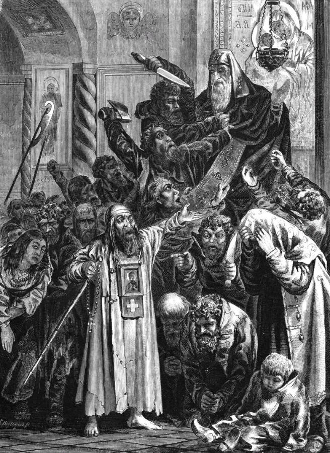 Начало болезней и духовное состояние современного старообрядчества