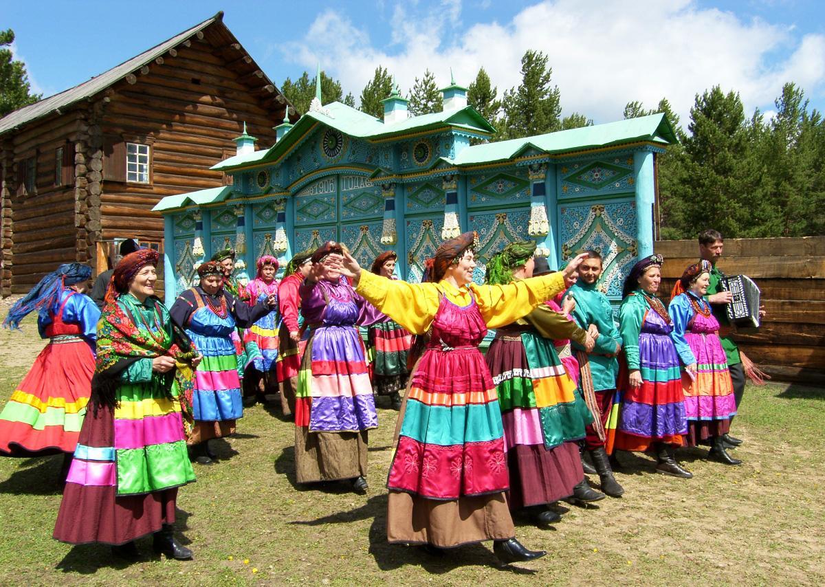 Фестиваль-конкурс фольклора старообрядцев прошел вБурятии