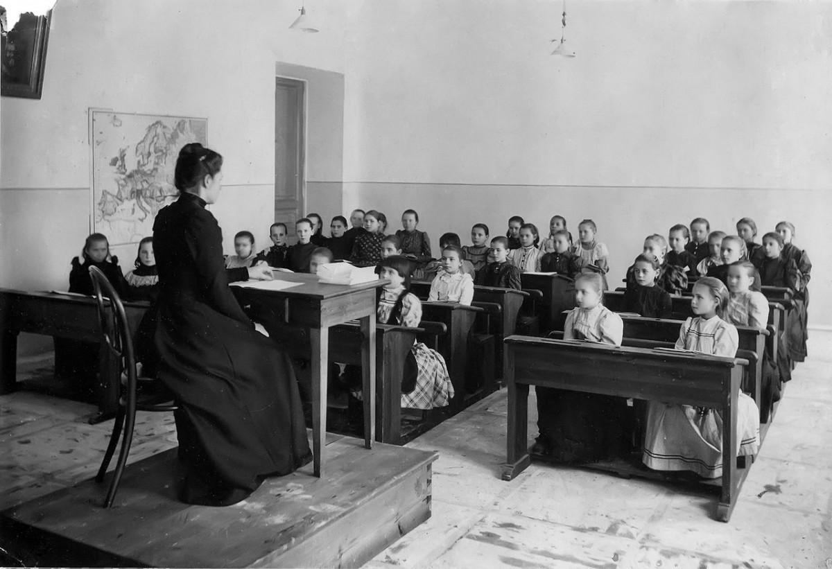 Образование встарообрядчестве