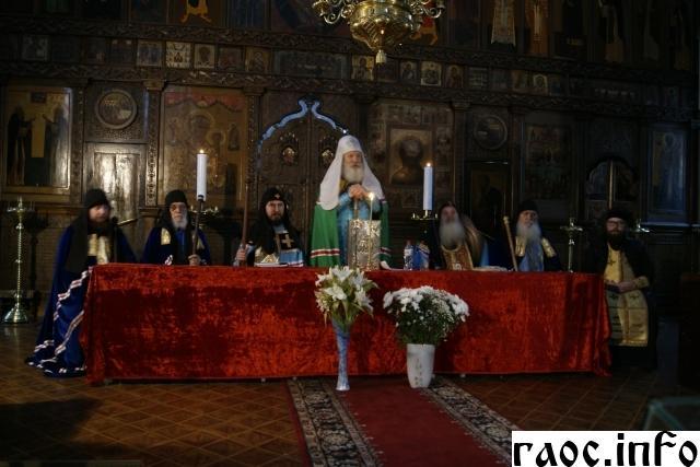 Деяния Архиерейского Собора Русской Древлеправославной Церкви, 23–25 декабря 2019 года
