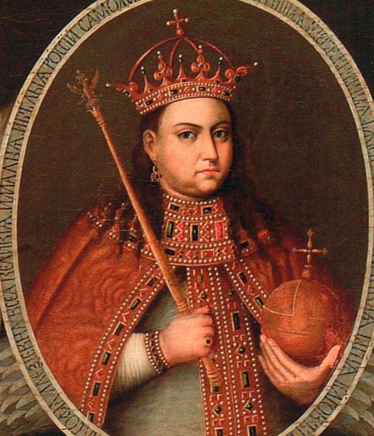 Русские царицы и старообрядчество
