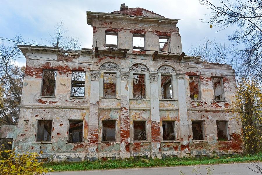 В Старице поговорили о проблемах культурного наследия русской провинции