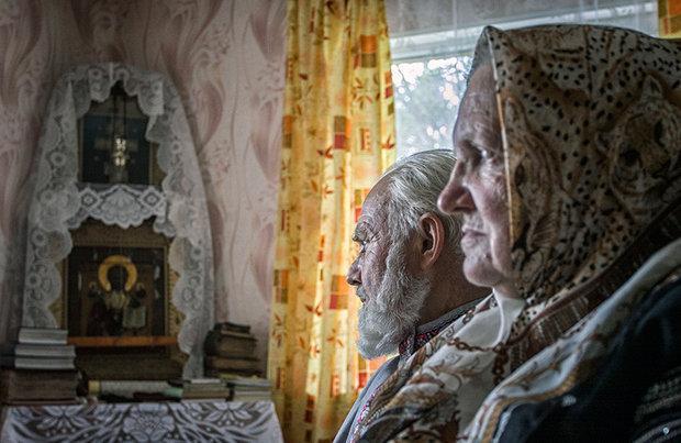 Медоний Иористович и Евдокия Гавриловна. Как сохраняют веру предков старообрядцы под Миорами