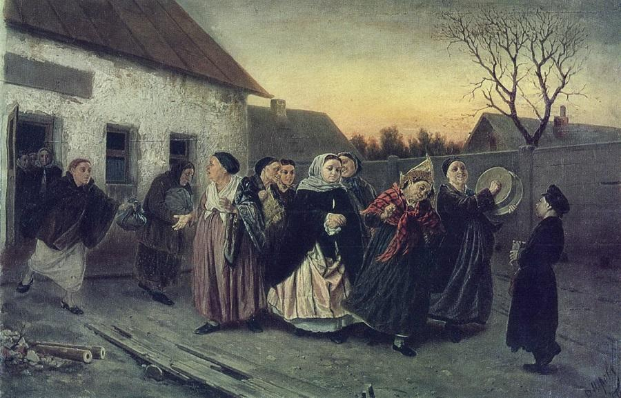 Свадебные обряды в древней руси кратко