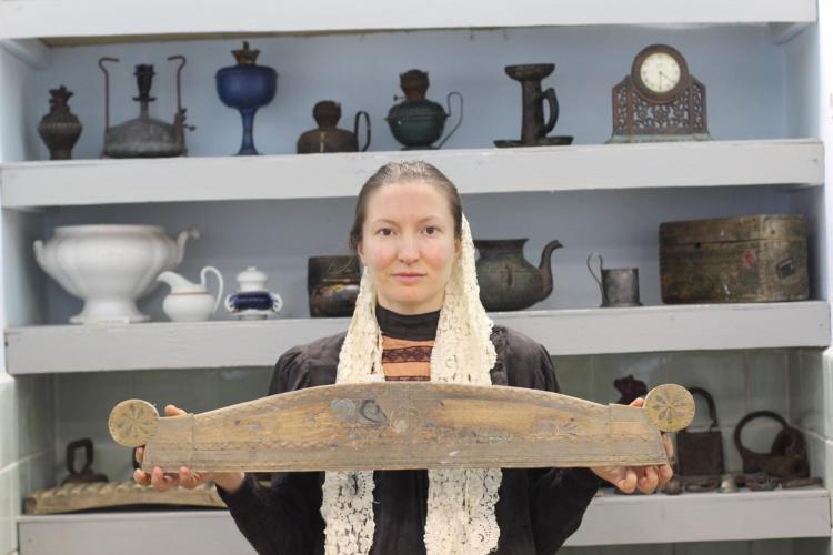 Комплекс женской одежды старообрядцев обнаружили эксперты проекта «Голоса наших предков» вИсетском районе