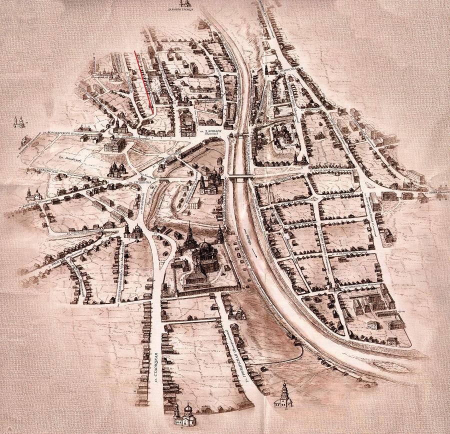 Старообрядцы г. Торжка и Новоторжского уезда в первой половине XIX века