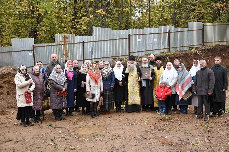 Православная старообрядческая община. Уфа