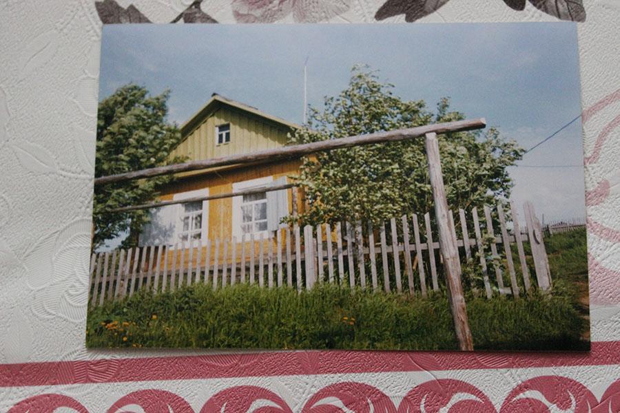 Дом Мавры Яблонской в Аранце