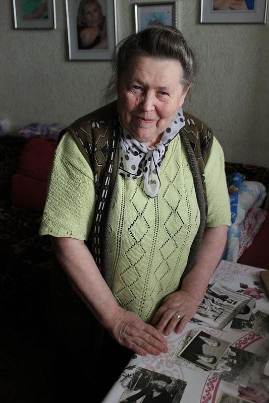 Мария Лобова