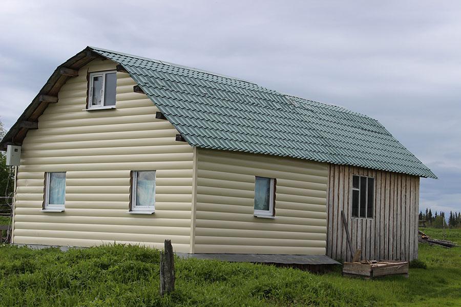 Новый дом в Аранце