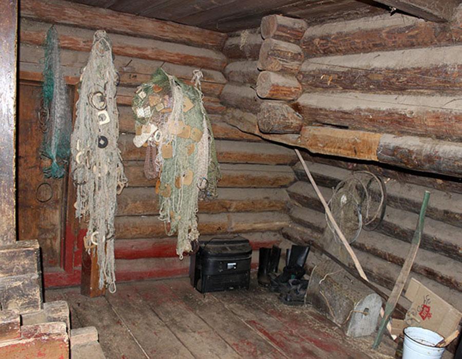 В доме староверов Логиновых