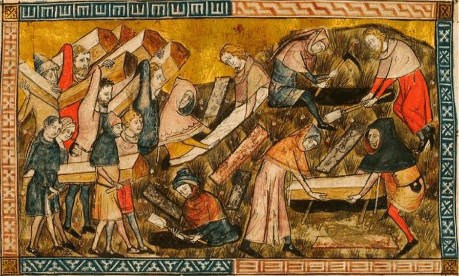 Как христианину вести себя вовремя эпидемии?