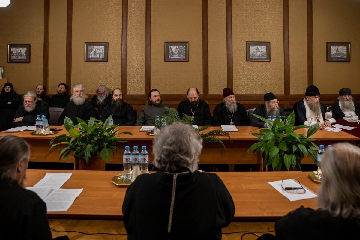 Постановления Совета Митрополии РПсЦ (Москва, 24-25 февраля 2021года)