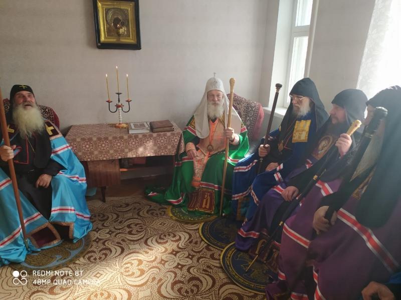 Деяния Архиерейского Собора Русской Древлеправославной Церкви, 13–14 октября 2020 года