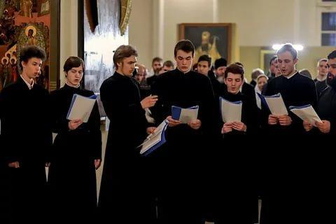 Новый фильм остарообрядческом хоре