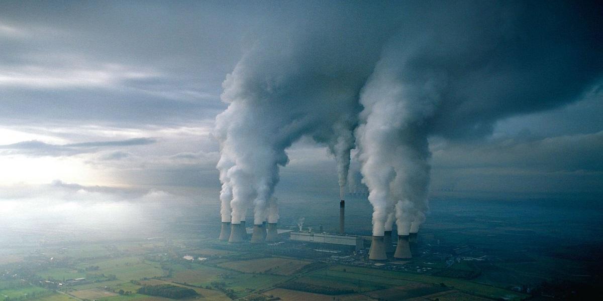 Выброс парниковых газов